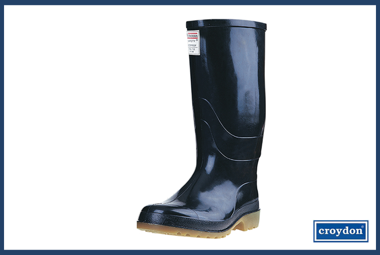 Workman_Waterproof_Safety Negra